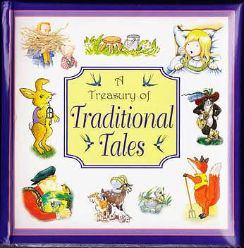 A Treasury of Traditional Tales, Various authors