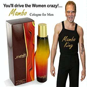 Mambo For Men Cologne Spray By Liz