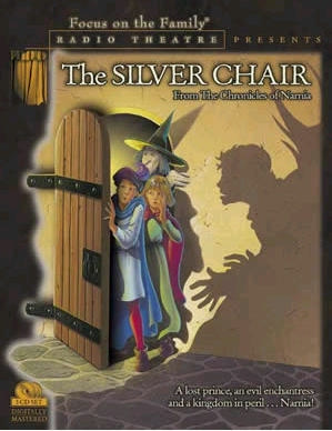 The silver chair radio theatre audio cd abridged audiobook cd