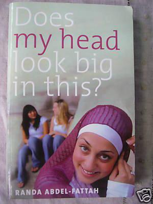 does my head look big in this That work, with a few tweaks, later became her debut novel does my head look  big in this, released in 2005 the intense emotions of.