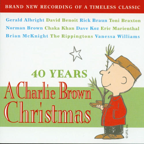 Various Artists - 40 Years A Charlie Brown Christmas