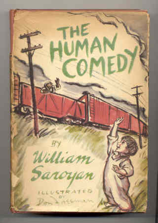 the human comedy by william saroyan Find great deals on ebay for the human comedy william saroyan shop with confidence.