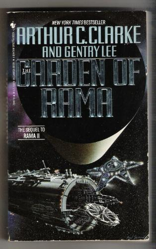 an analysis of the novel the garden of rama by arthur c clarke and gentry lee This year, b gentry lee, chief engineer for the solar system exploration   amongst many notable achievements, lee was director of science analysis and  mission planning during the viking  four novels, cradle, rama ii, the garden of  rama and rama revealed, with revered author arthur c clarke.