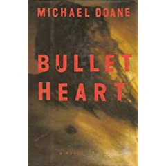 Cover of first U.S. edition of 'Bullet Heart'