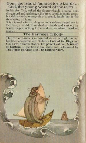 brief review about a wizard of earthsea The a wizard of earthsea community note includes chapter-by-chapter summary  and analysis, character list, theme list, historical context,.