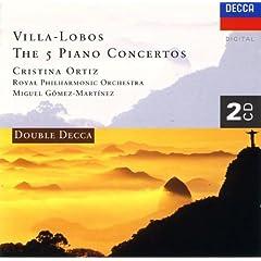 5 piano concertos cover