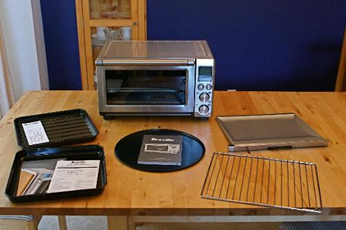 Breville BOV800XL – Undercounter Toaster Oven Review
