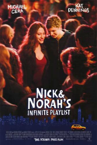> Nick and Norah's Infinite Playlist(2008) - Photo posted in New Big Screen and DVD Movie Ratings | Sign in and leave a comment below!
