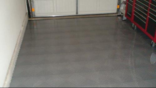 Gladiator floor tiles