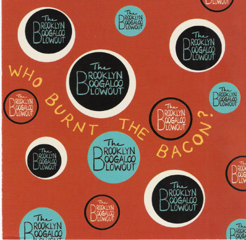 "Featured recording ""Who Burnt The Bacon?"""
