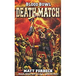 Blood Bowl novels!