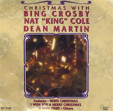 Christmas With NAT King Cole Dean Martin Bing Crosby CD I Wish YOU A Merry 634479598944 | eBay
