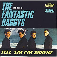 The Fantastic Baggys   The Best Of The Fantastic Baggys: Tell Em Im Surfin (1992) Lossless FLAC preview 0
