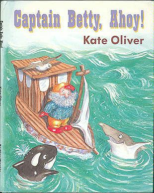 Captain Betty, Ahoy!, Oliver, Kate