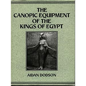 The Canopic Equipment of the Kings of Egypt cover image
