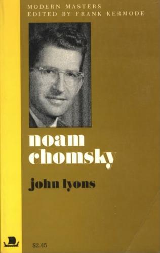 Noam Chomsky, Lyons, John