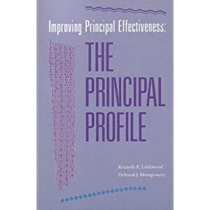 Principal Profile cover