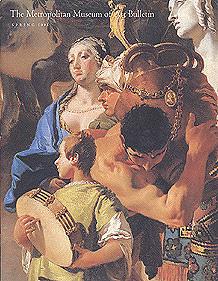 The Ca' Dolfin Tiepolos (The Metropolitan Museum of Art Bulletin, Spring 1998, Volume LV, No. 4), Christiansen, Keith