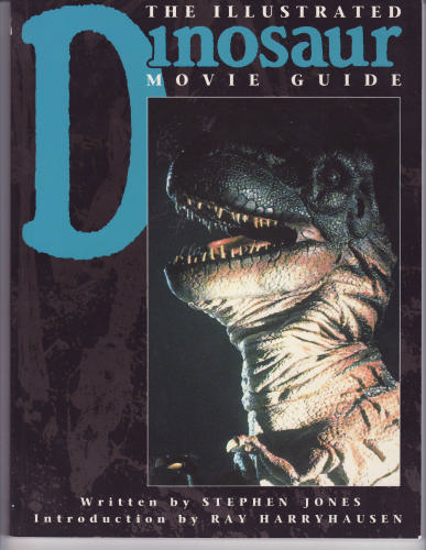 The Illustrated Dinosaur Movie Guide (Illustrated Movie Guide)