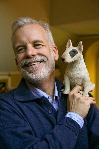 Image of Chris Van Allsburg