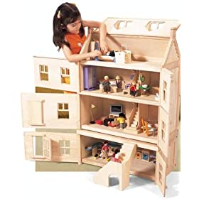 Plan Toy Victorian Dollhouse