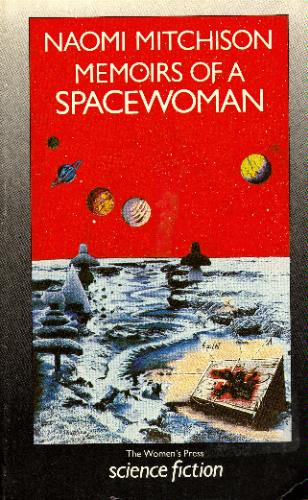 Memoirs of a Spacewoman cover