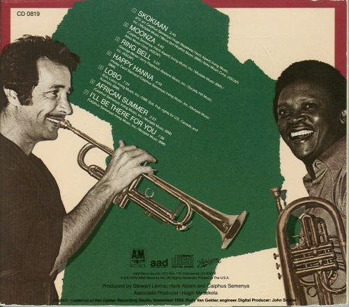 Herb Alpert & Hugh Masakela