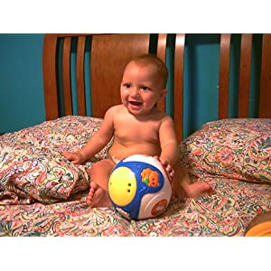 Vtech - Move & Crawl Ball