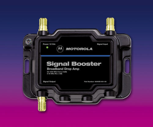 Where To Put Motorola Signal Booster : Amazon motorola signal booster bi
