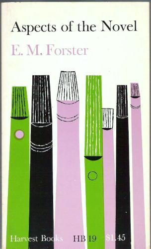 Aspects of the Novel by E.M. Forster (older cover)