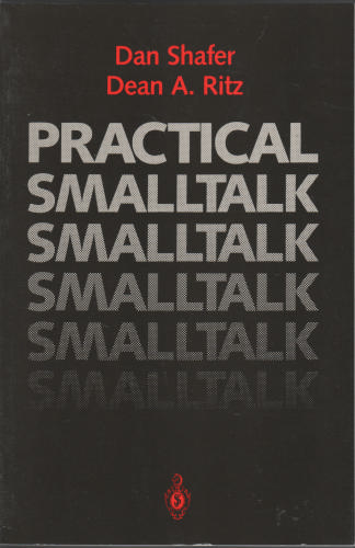 Large book cover: Practical Smalltalk: Using Smalltalk/V