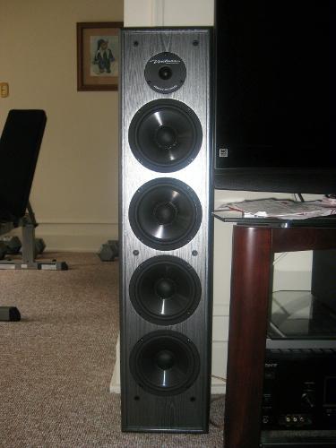 BIC America Venturi DV64 2 Way Tower Speaker