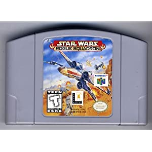 Game, Games, Video Game, Video Games, Star Wars: Rogue Squadron, Nintendo