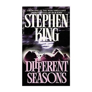 Different Seasons (4 novellas) - Stephen King