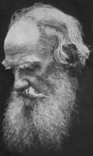 Image of Leo Tolstoy