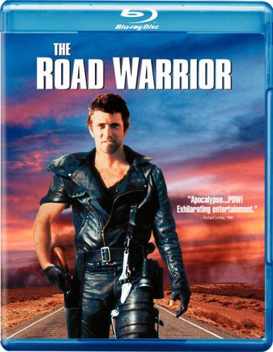 Безумный Макс 2: Воин дороги / Mad Max 2 (1981) [Unrated] BDRip