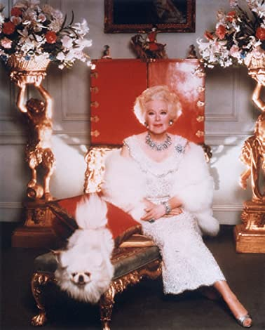 Image of Barbara Cartland
