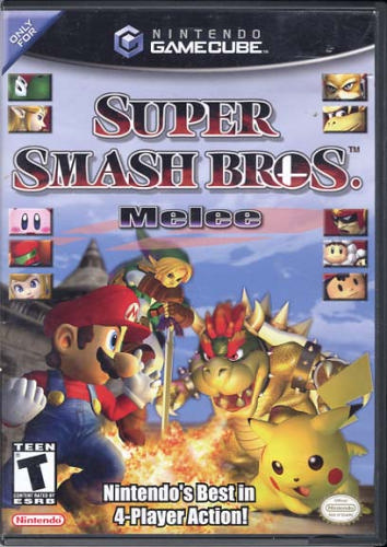 super smash bros melee free download for pc
