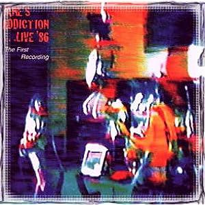 Jane's Addiction - Live 1986
