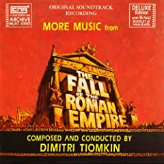More Music from The Fall of the Roman Empire  (Original Soundtrack)