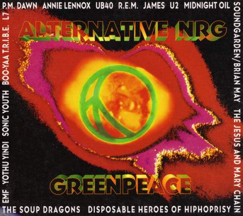 """Alternative NRG"" Benefit Album"