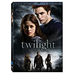 Twilight (Ultimate Collector's Set) (Amazon.com Exclusive) [Blu-ray]