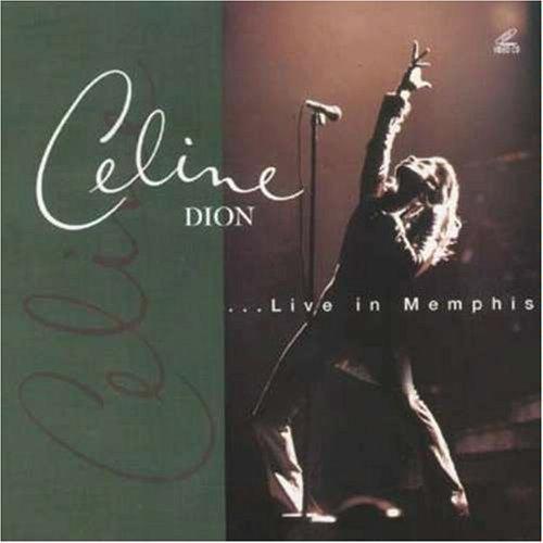 Céline Dion - The Concert : Live In Memphis affiche