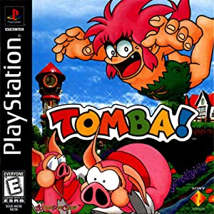 d779224128a05151df302010.L. AA300  Download Tomba! 1 e 2 1998   PS1
