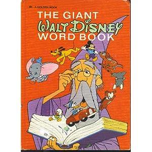 The Giant Walt Disney Word Book