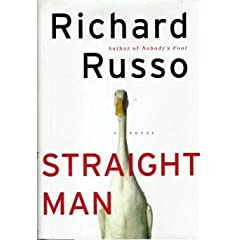 Straight Man book review