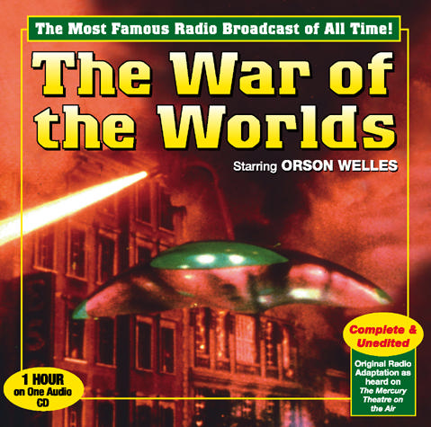 war of the worlds 2. War of the Worlds Radio Play