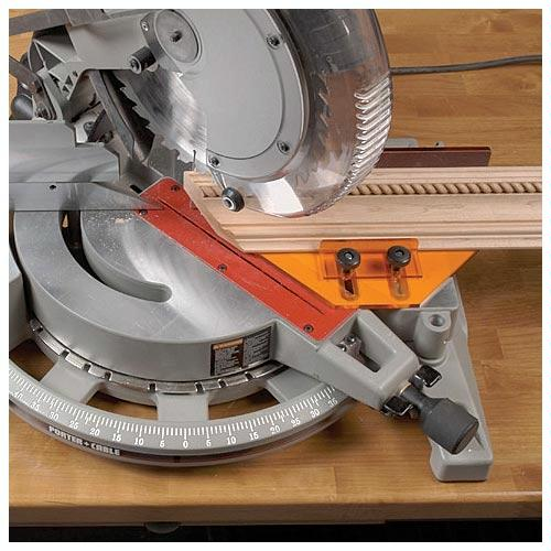 Rockler Crown Molding Compound Miter Jig