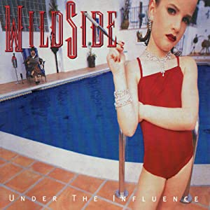 Wildside Under The Influence cd cover