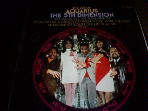 5th Dimension The+Age+Of+Aquarius VINYL